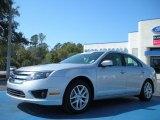 2010 Brilliant Silver Metallic Ford Fusion SEL V6 #46091524