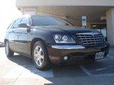 2004 Brilliant Black Crystal Pearl Chrysler Pacifica AWD #46092019