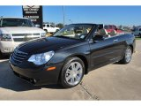 2008 Chrysler Sebring Brilliant Black Crystal Pearl