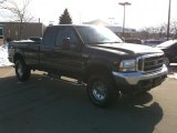2003 Black Ford F250 Super Duty XLT SuperCab 4x4 #46092082