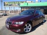 2008 Barbera Red Metallic BMW 3 Series 328xi Coupe #46070044