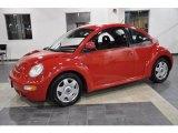 Volkswagen New Beetle 1998 Data, Info and Specs