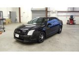 2008 Ford Fusion SEL V6 Data, Info and Specs