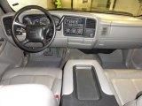 2001 GMC Sierra 1500 SLT Extended Cab 4x4 Dashboard