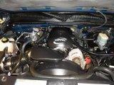 2001 GMC Sierra 1500 SLT Extended Cab 4x4 5.3 Liter OHV 16-Valve V8 Engine