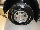 2001 GMC Sierra 1500 SLT Extended Cab 4x4 Wheel