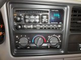 2001 GMC Sierra 1500 SLT Extended Cab 4x4 Controls