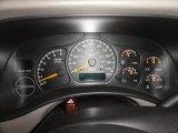 2001 GMC Sierra 1500 SLT Extended Cab 4x4 Gauges