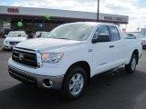2011 Super White Toyota Tundra SR5 Double Cab #46070229