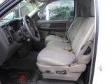 2008 Dodge Ram 1500 SLT Regular Cab 4x4 Khaki Interior