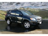2011 Black Forest Metallic Toyota RAV4 V6 4WD #46091332