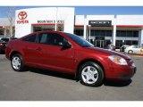 2007 Sport Red Tint Coat Chevrolet Cobalt LT Coupe #46091335