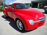 Chevrolet SSR 2003 Data, Info and Specs