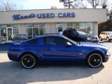 2005 Sonic Blue Metallic Ford Mustang GT Premium Coupe #46091768