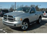 2004 Dodge Ram 1500 Bright Silver Metallic