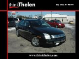 2008 Black Ebony Ford Fusion SE V6 #46092230