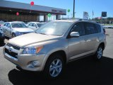 2011 Sandy Beach Metallic Toyota RAV4 V6 Limited #46091810