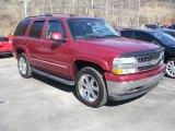 2005 Sport Red Metallic Chevrolet Tahoe LT 4x4 #46069529