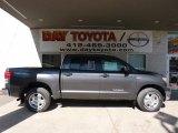 2011 Magnetic Gray Metallic Toyota Tundra TRD CrewMax 4x4 #46069594