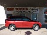 2011 Barcelona Red Metallic Toyota RAV4 I4 4WD #46069599