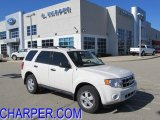 2009 Oxford White Ford Escape XLT V6 4WD #46069489