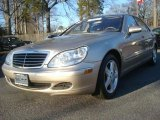 2004 Desert Silver Metallic Mercedes-Benz S 430 Sedan #46069556