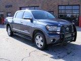 2007 Slate Metallic Toyota Tundra Limited CrewMax 4x4 #46069522