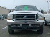 2003 Oxford White Ford F250 Super Duty XLT SuperCab 4x4 #46182758