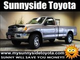 2000 Toyota Tundra SR5 Regular Cab 4x4 Data, Info and Specs