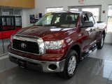 2007 Salsa Red Pearl Toyota Tundra SR5 Double Cab 4x4 #46183848