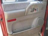 2001 Chevrolet Astro LS Passenger Van Door Panel
