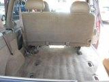 2001 Chevrolet Astro LS Passenger Van Trunk