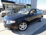2008 Deep Sea Blue Pearl Effect Audi A4 2.0T quattro S-Line Sedan #46183448