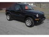 2002 Black Jeep Liberty Limited 4x4 #46183862