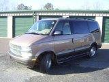 2000 Light Autumnwood Metallic Chevrolet Astro LS AWD Passenger Van #46183247