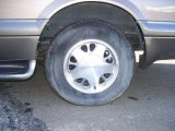 2000 Chevrolet Astro LS AWD Passenger Van Wheel