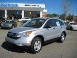 2011 Alabaster Silver Metallic Honda CR-V LX #46183654