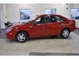 2004 Infra-Red Ford Focus SE Sedan #46183459