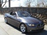 2007 Sparkling Graphite Metallic BMW 3 Series 335i Convertible #46183290