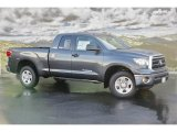 2011 Magnetic Gray Metallic Toyota Tundra SR5 Double Cab 4x4 #46183100