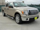 2011 Pale Adobe Metallic Ford F150 XLT SuperCrew #46183474