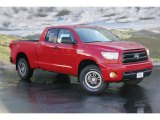 2011 Radiant Red Toyota Tundra TRD Rock Warrior Double Cab 4x4 #46183101