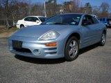 2003 Steel Blue Pearl Mitsubishi Eclipse GS Coupe #46183118