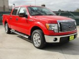 2011 Race Red Ford F150 XLT SuperCrew #46183480