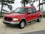 2002 Ford F150 Lariat SuperCrew Data, Info and Specs