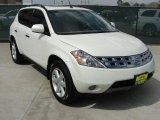 2003 Glacier White Pearl Nissan Murano SE #46183484