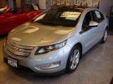 Chevrolet Volt 2011 Data, Info and Specs