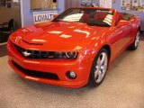 2011 Chevrolet Camaro SS/RS Convertible