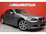 2008 Space Grey Metallic BMW 3 Series 328xi Coupe #46183719