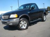 2002 Ford F150 FX4 Regular Cab 4x4 Data, Info and Specs